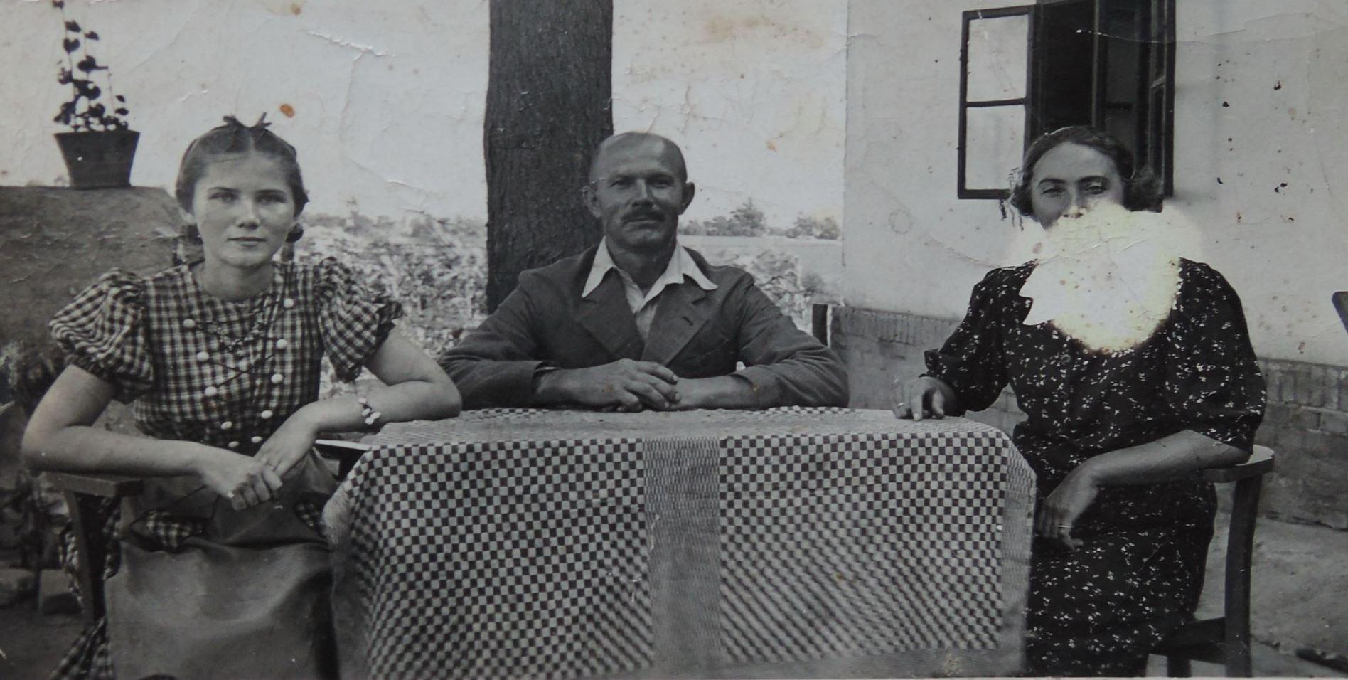 Tóth család 1938