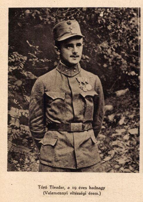 Portré 1916