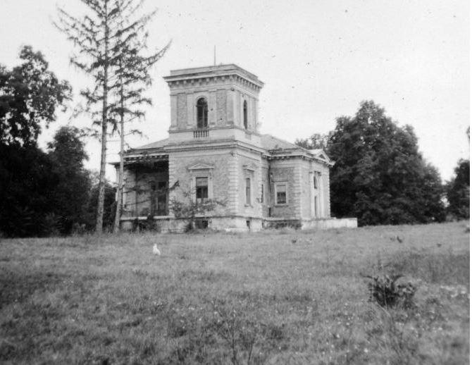 Fortepan Beck kastély
