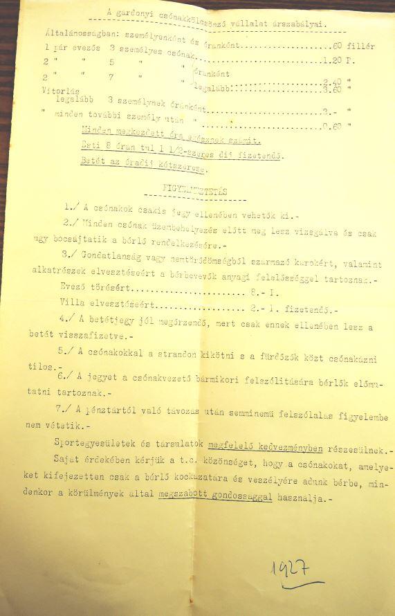 1927 cskolcs
