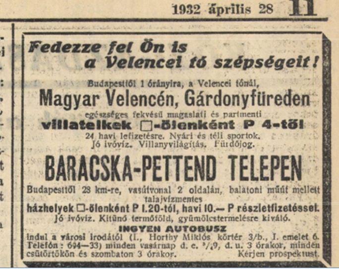 1932 hiteles hird