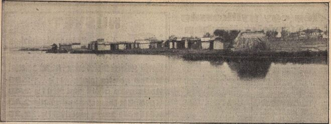 1934 Agárdi partmente Nepszava