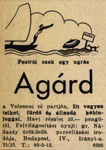 1935 Agárd