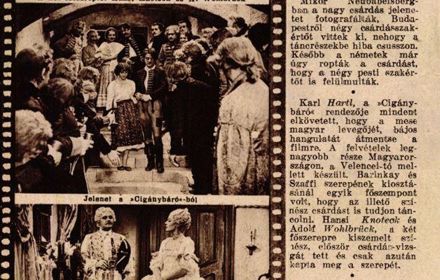 1936 Cigánybáró