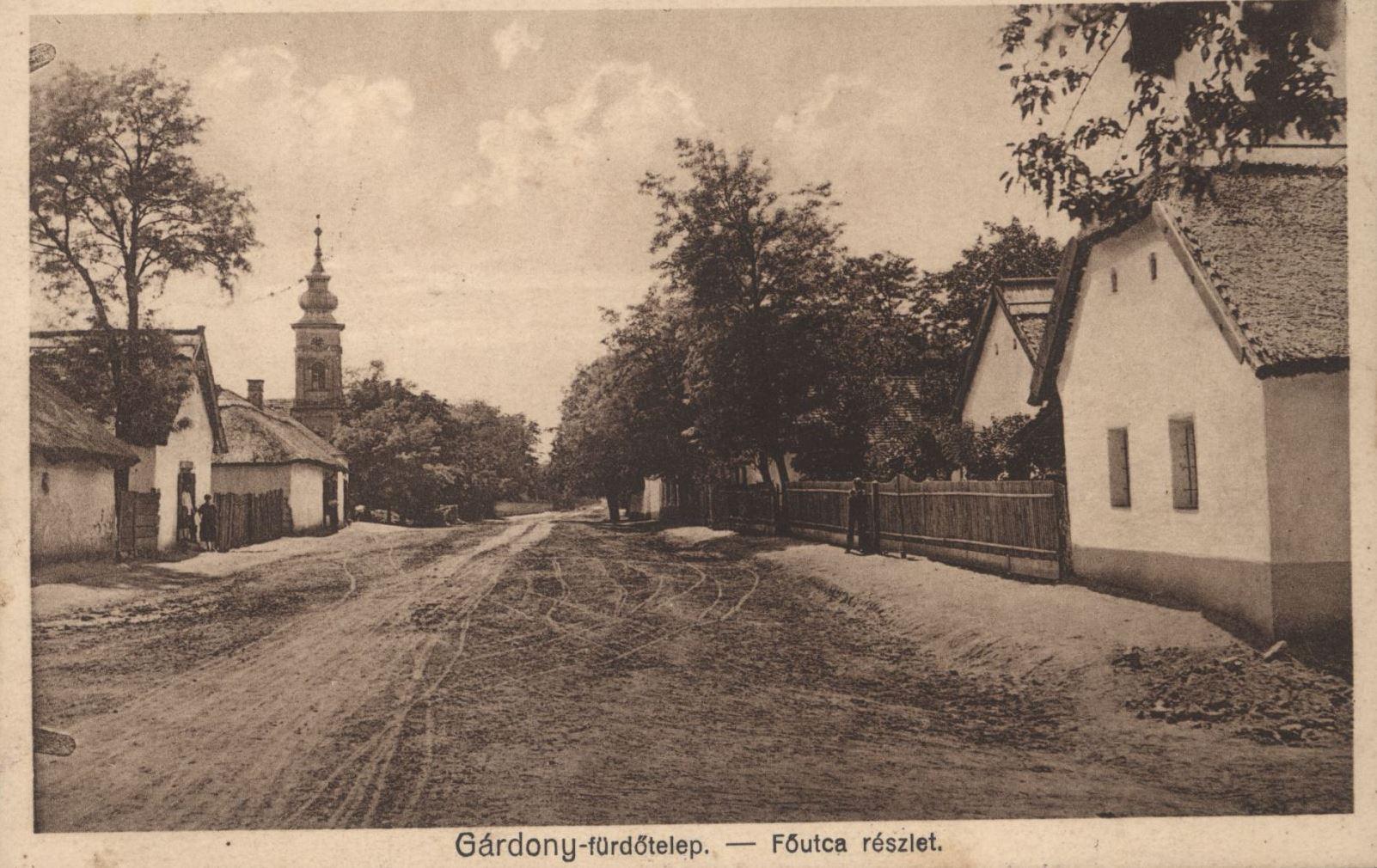 Gárdony 1914