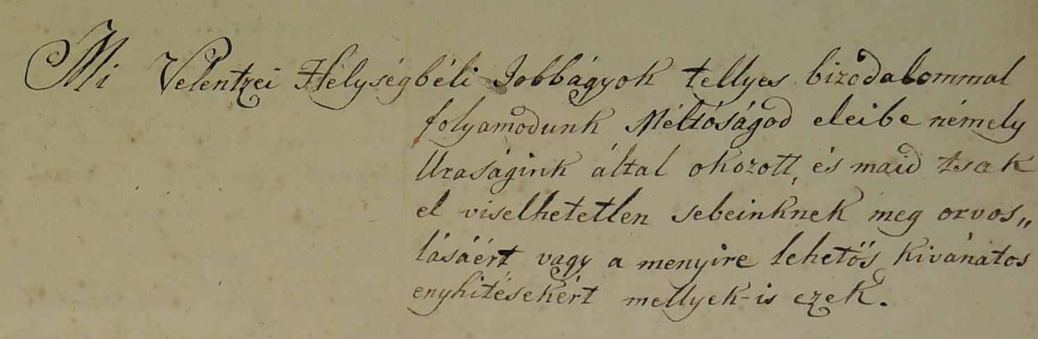 1809 alázat