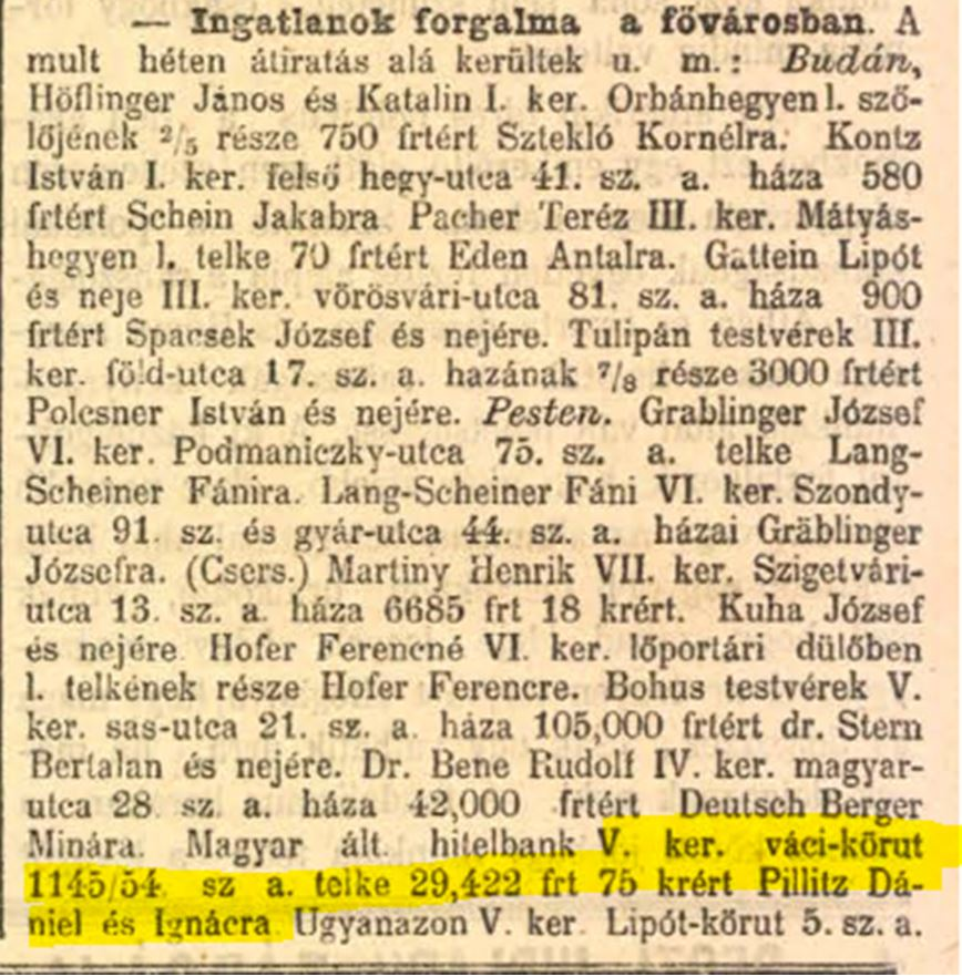 1890 pilitz ing
