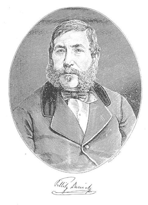 Pillitz portré