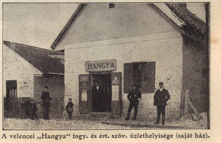 V Hangya 1924