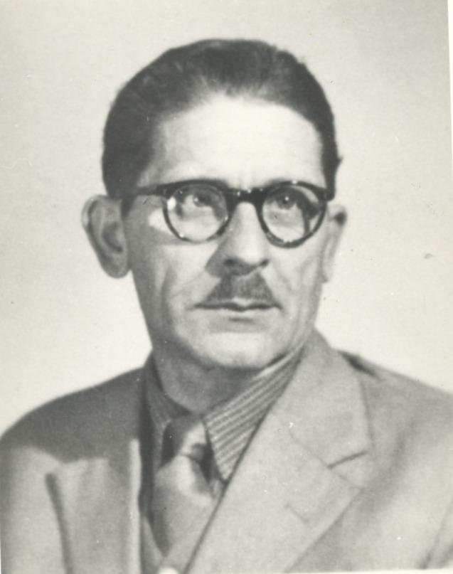 Varga Gyula nagyapám 1950 55